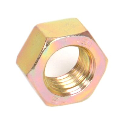 Trailer Nut: 16mm - Plated