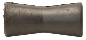 "Boat Roller - Keel: 5"" V - Bore 16mm"