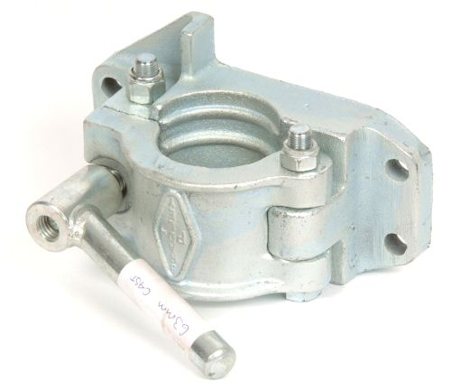 Trailer Clamp - Cast - Bradley: 63mm
