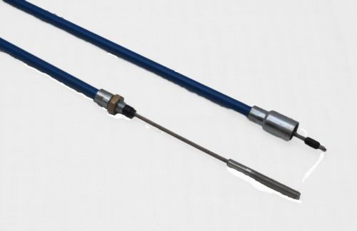 Trailer Brake Cable - Knott: 1030/1240mm - steel threaded