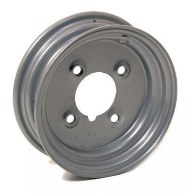 "Trailer Wheel Rim: 2.5x8 4x4"" pcd"