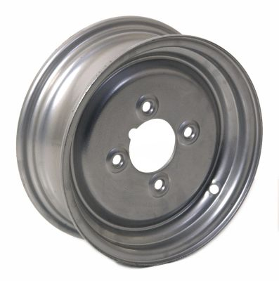 "Trailer Wheel Rim: 3.5x10 4x4"" pcd Offset"