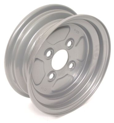 Trailer Wheel Rim: 3.5x10 4x100mm pcd Centre Nave
