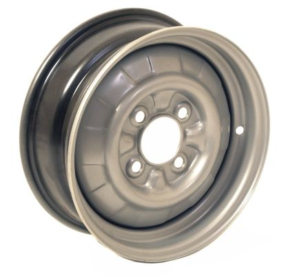 Trailer Wheel Rim: 4.5Jx12 4x100mm pcd
