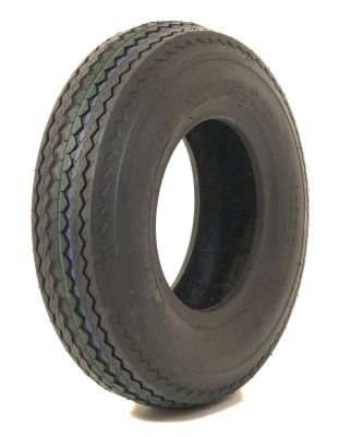 Trailer Tyre: 400x8 6ply
