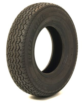 Trailer Tyre: 145x10 4ply