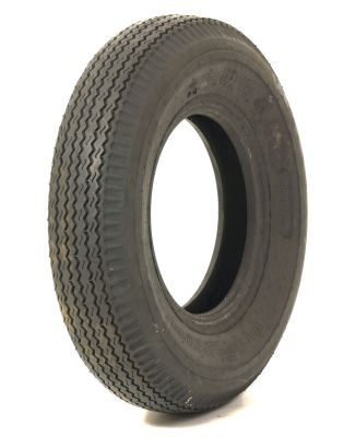 Trailer Tyre: 500x10 4ply