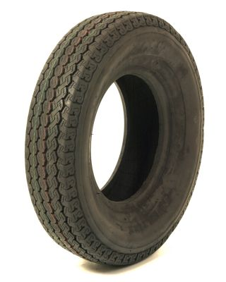 Trailer Tyre: 500x10 8ply