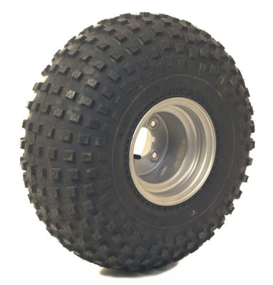 "Trailer Wheel: 22.11x8 4x4"" pcd 8.5x8 rim"