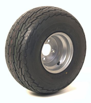 "Trailer Wheel: 850 x8 6ply 4x4"" pcd"