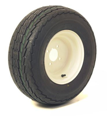 "Trailer Wheel: 20.5 x 8-10 4x4"" pcd"