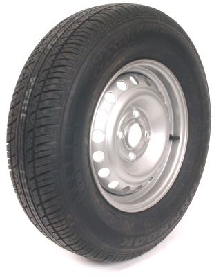 Trailer Wheel: 175x13 4ply 4x100mm pcd