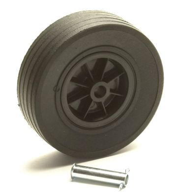 Trailer Jockey Wheel Spare - Bradley: 210x75