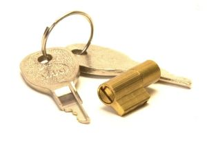 Trailer Coupling Lock - AL-KO: 2 keys