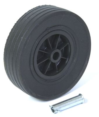 Trailer Jockey Wheel Spare - Bradley: 210x75 - 350kg