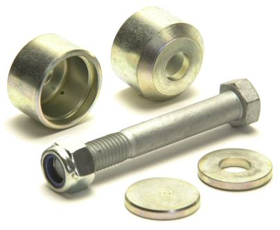 Trailer Coupling - Cappit Security Bolt Kit: M14
