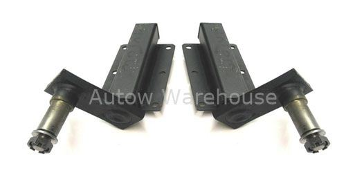 Trailer Suspension Units - 250kg - Peak: Standard stub