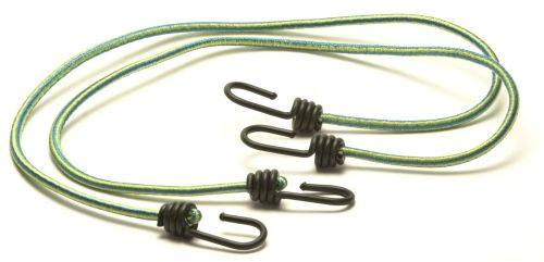 "Shock Cord Straps: 36"" pack 2"