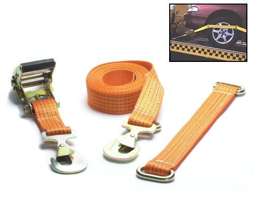 Vehicle Recovery Strap - SpanSet: 50mm x 3.85M