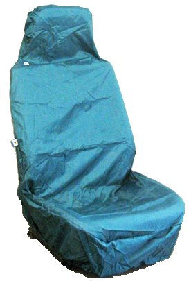 Seat Cover - Universal Front: Green