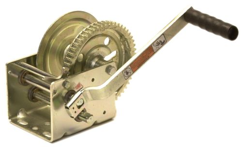 Trailer Winch Manual - Dutton: 1800lbs - 2 Speed