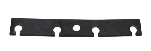 Trailer Brake Cable Mounting Plate: 4 Hole