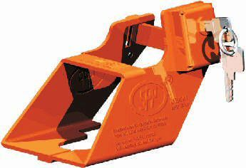 Trailer Coupling Lock - Autow: Safety Box