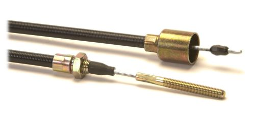 Trailer Bowden Cable - AL-KO: 770/980