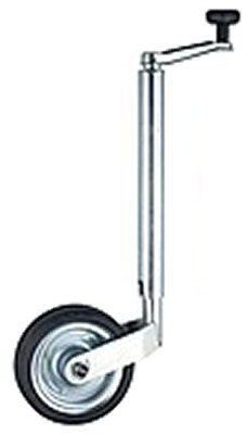 Trailer Jockey Wheel  34mm - Autow: includes Clamp