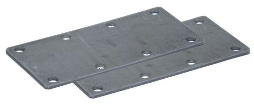 Trailer Mounting Plate Kit - 8 Bolt: 750kg to 1800kg units