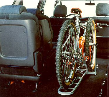 Cycle Carrier - In-Cab - Fabbri : Bici Pro Interno