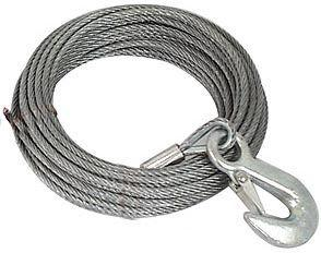 Winch Wire Rope - 8mm X 30m
