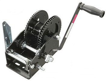Trailer Winch - Dual Drive - Autow: 1680kg