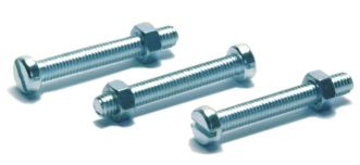 Trailer Socket - 7 pin Socket: Bolt Kit