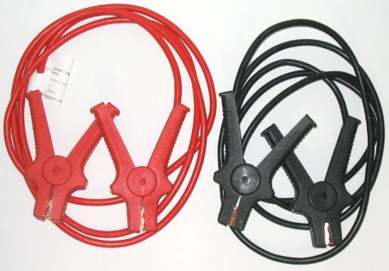 Booster Cables: 3m - 200 Amp TUV
