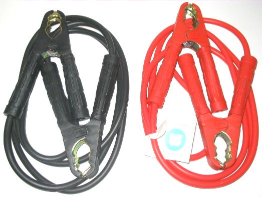 Booster Cables: 250 Amp - 3m