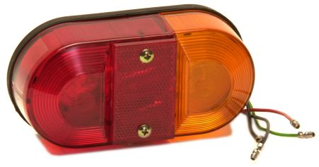 Trailer Light - Lamp Britax: 9020