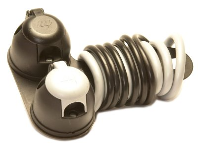 Trailer Socket - Twin Socket Kit: 12n + 12s