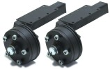 Trailer Braked Suspension Units